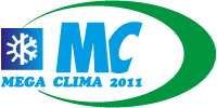 Лого на Mega Clima 2011