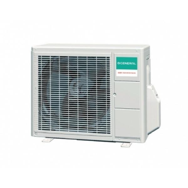 Инверторен климатик Fujitsu General ASHG 09 LLCE външно тяло