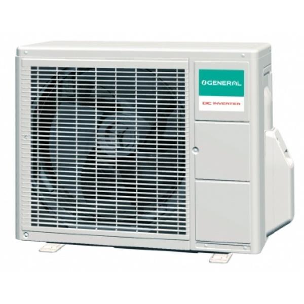 Инверторен климатик Fujitsu General ASHG 12 LMCA външно тяло
