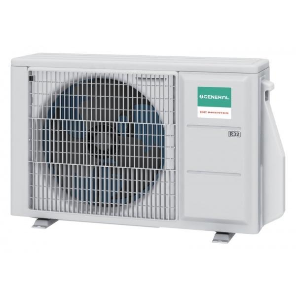 Инверторен климатик Fujitsu General ASHG18MTA външно тяло