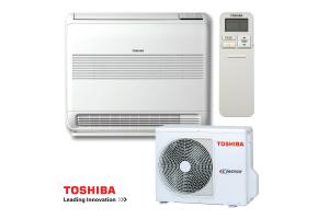 Подово-инверторен климатик Toshiba Bi-flow RAS-B10U2FVG-E1