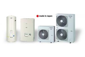 Термопомпа Toshiba ESTIA POWERFUL