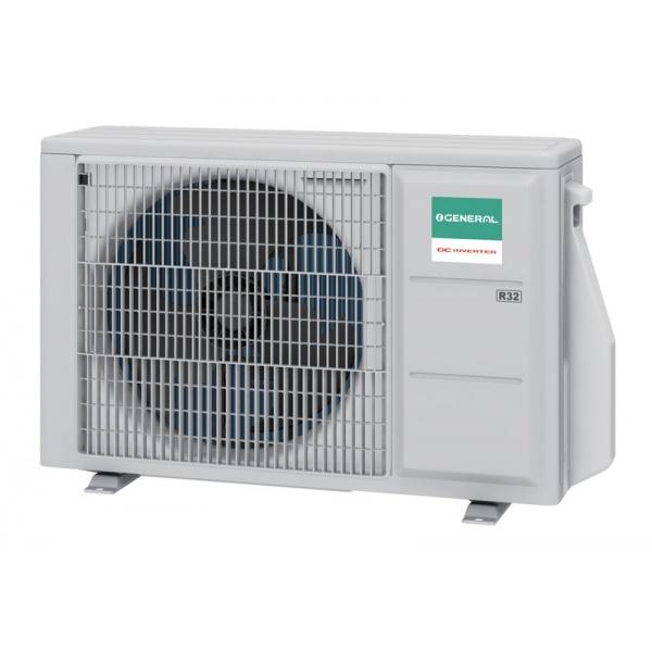 Хиперинверторен климатик Fujitsu General ASHG14KGTB 2