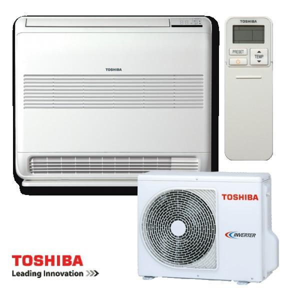 Подово-инверторен климатик Toshiba Bi-flow RAS-B13U2FVG-E1