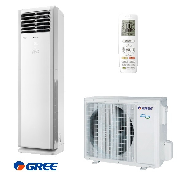 Колонен климатик Gree GVH24AL