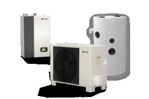 Термопомпена система 11 kW Елдом HPS 11