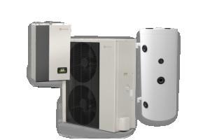 Термопомпена система 13 kW Елдом HPS 13