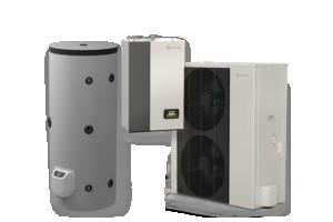 Термопомпена система 19 kW Елдом HPS 19
